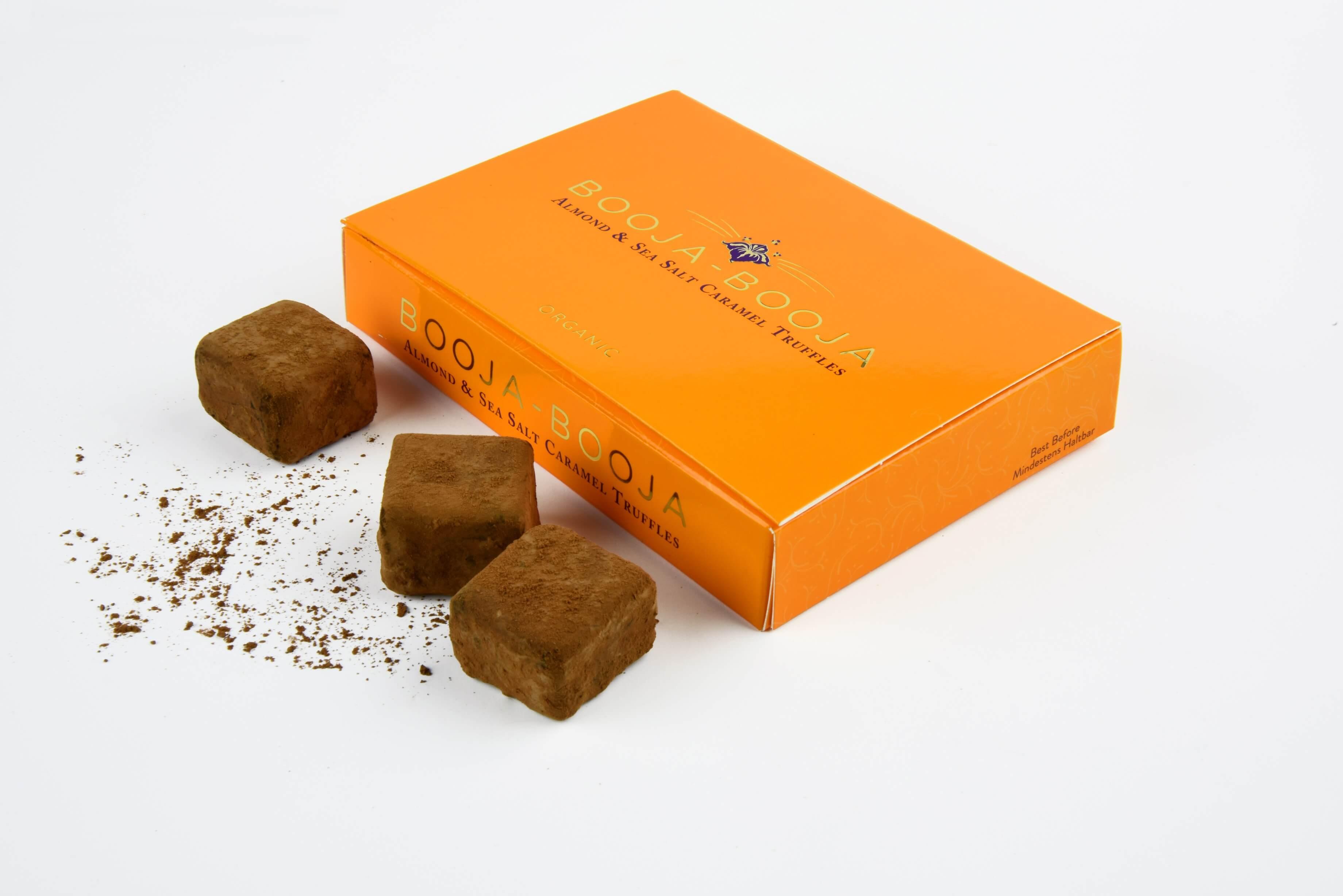 Booja Booja Chocolates Nab Peta Vegan Food Award Media