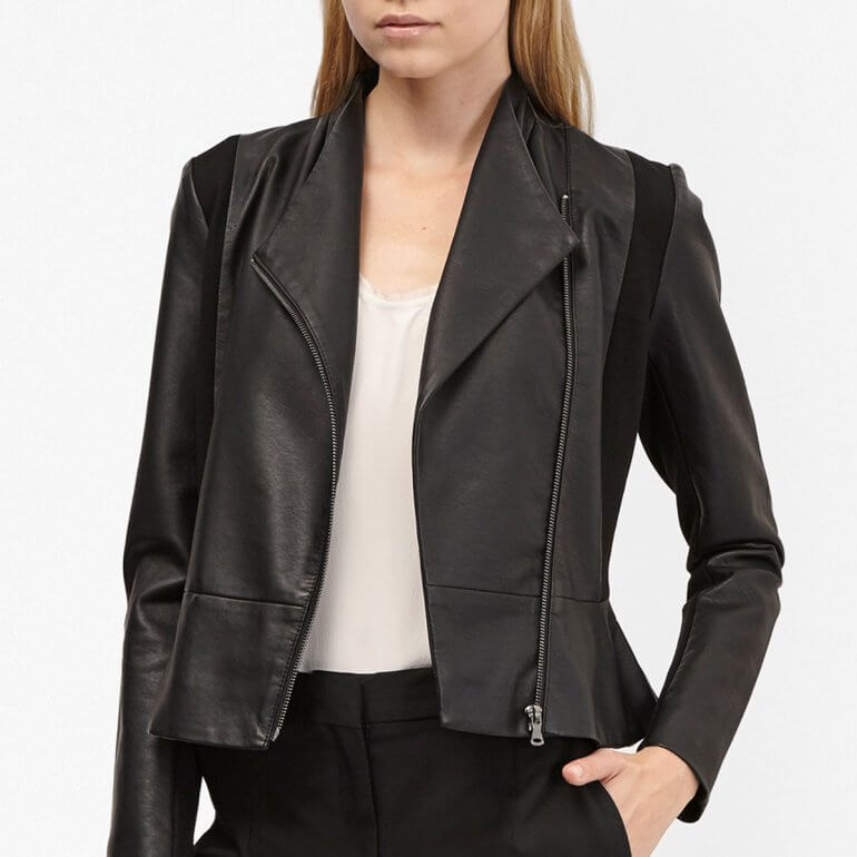french-connection-vegan-leather-jacket