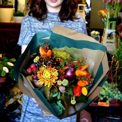 mary-robinson-veg-bouquet