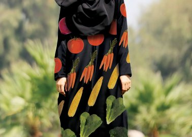Cruelty-Free Abayas Will Help Muslim Women Wear Their Vegan Hearts on Their Sleeves
