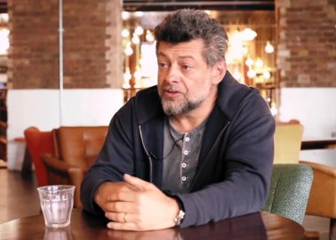 Andy Serkis Narrates Video of Lonely Chimpanzee Trapped in Zoo