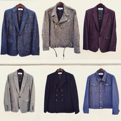 Brave Gentleman Vegan Fashion Jackets Mens