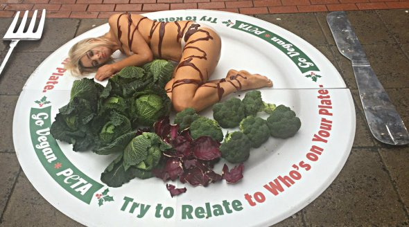 Try to Relate to Who's on Your Christmas Plate