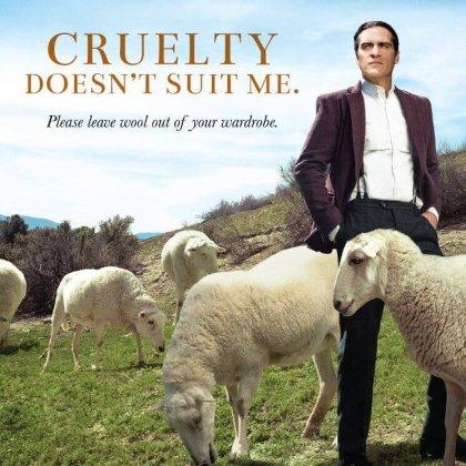 Joaquin Phoenix on the Importance of Vegan Fashion