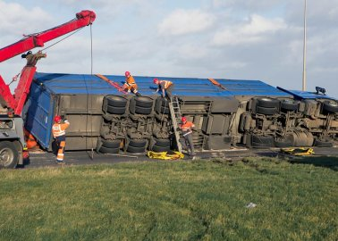 Lincolnshire Pig Lorry Crash – Help Prevent Further Tragedies