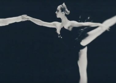 VIDEO: Ballet Dancer Sylvie Guillem Raises the 'Barre' for Animals