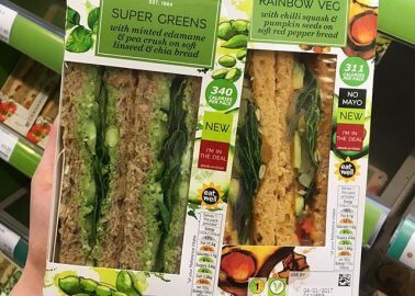 New Vegan Foods for January 2017