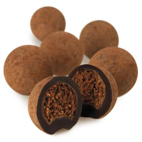 Vegan Chocolate Hotel Chocolat Gianduja Bombe Selector