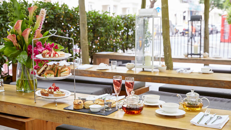 The Top Places To Find An Extravagant Vegan Afternoon Tea
