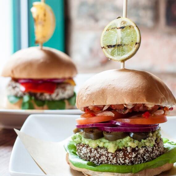 On The Menu Vegan Options At Chain Restaurants Peta Uk