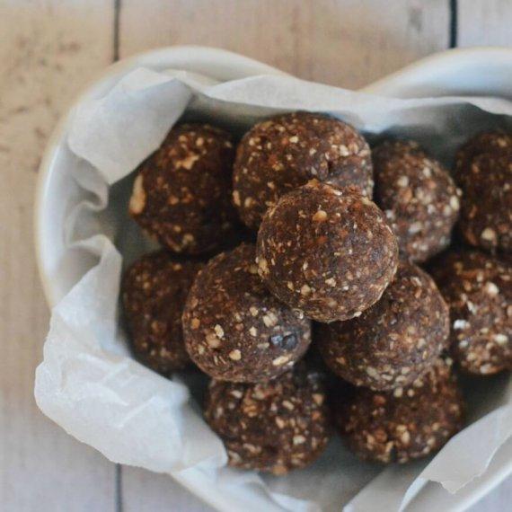 Chocolate-Orange Energy Balls