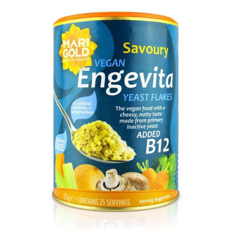 Vegan B12 Foods