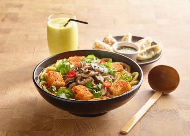 Wagamama Launches New Vegan Menu
