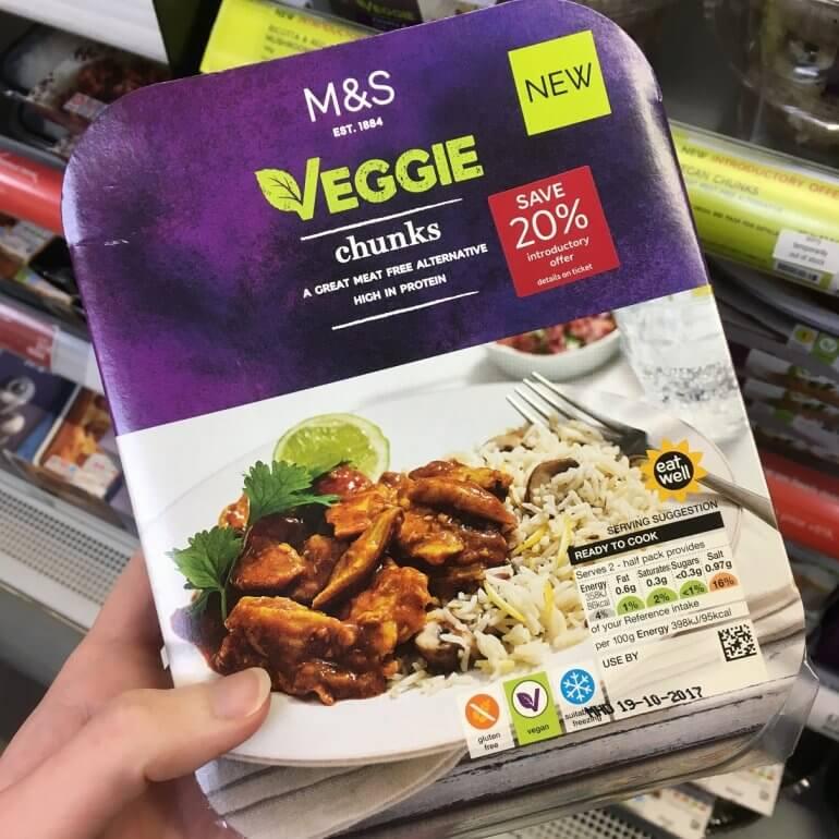 New Vegan Options For Autumn 2017