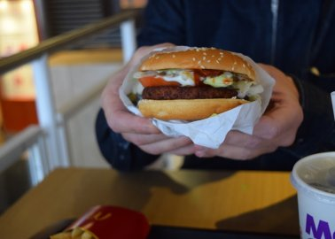 McVegan to Be Rolled Out Across Finland and Sweden