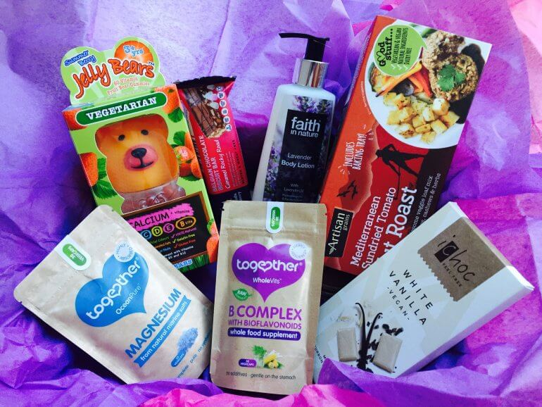 enter for a chance to win 1 of 5 notfrom new year goodie bags