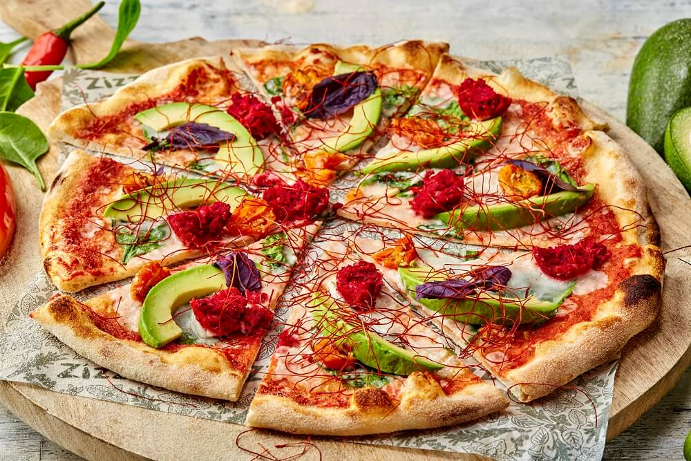 Delicious Vegan Takeaway Pizza Places In The Uk