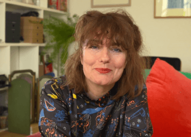 Video: 'Duckface' Anna Chancellor Urges the Public to Swear Off Foie Gras This Christmas