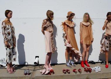 Helsinki Fashion Week Goes Leather-Free After PETA Appeal