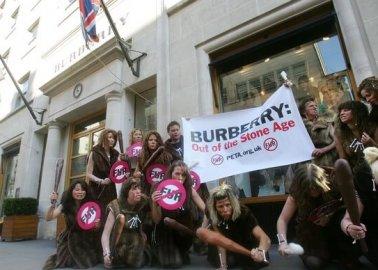 VICTORY! Burberry Bans Fur and Angora