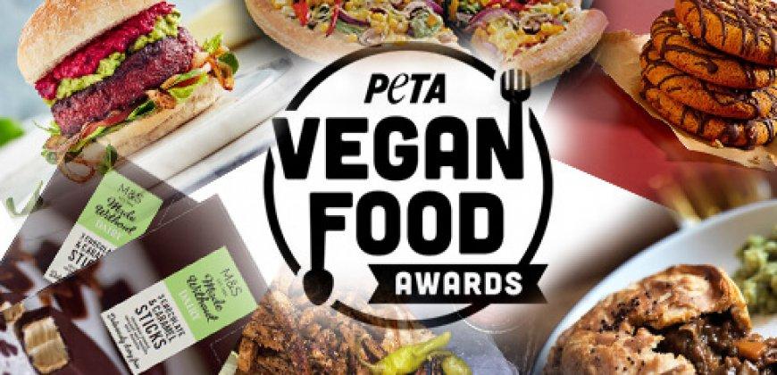 Peta Vegan Food Awards 2018 Peta Uk