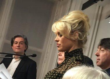 Pamela Anderson Calls on Gordon Ramsay to Ditch Foie Gras