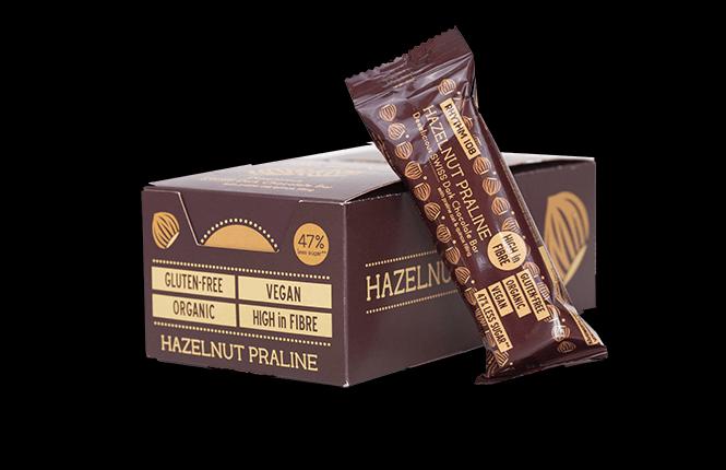 Vegan Chocolate Rhythm 108 Hazelnut Praline