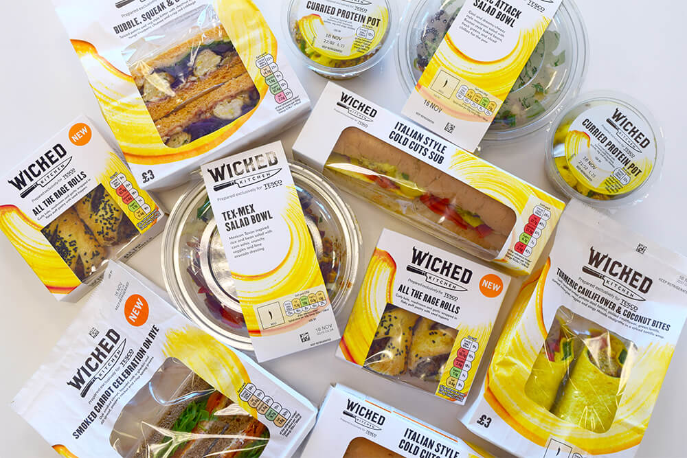 How To Shop For Vegan Products In Uk Supermarkets Peta Uk