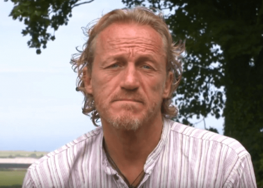 VIDEO: 'Game of Thrones' Star Jerome Flynn Urges Fans Not to Buy 'Direwolves'