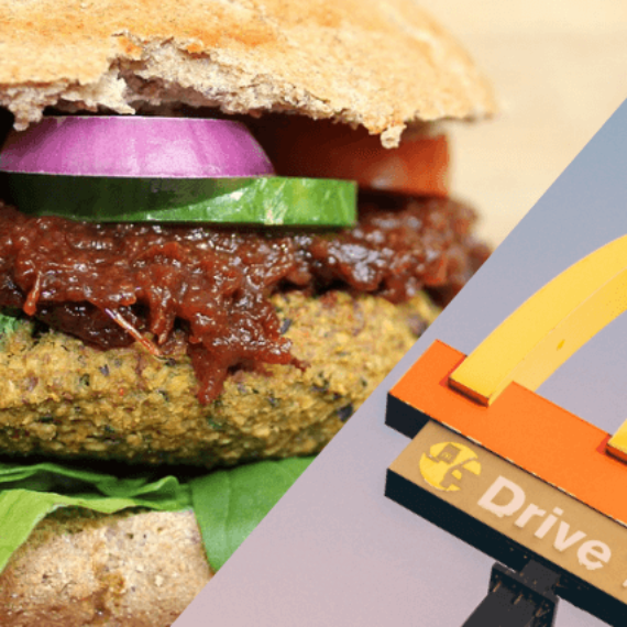 Urge These Fast-Food Chains to Up Their Vegan Game