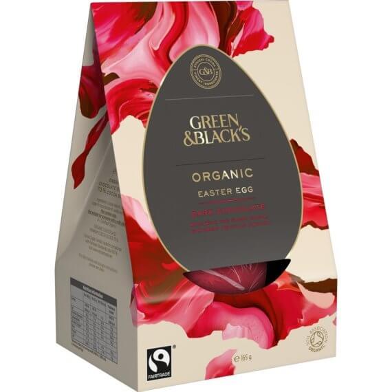 Image of G&B's Organic Dark Chocolate Egg