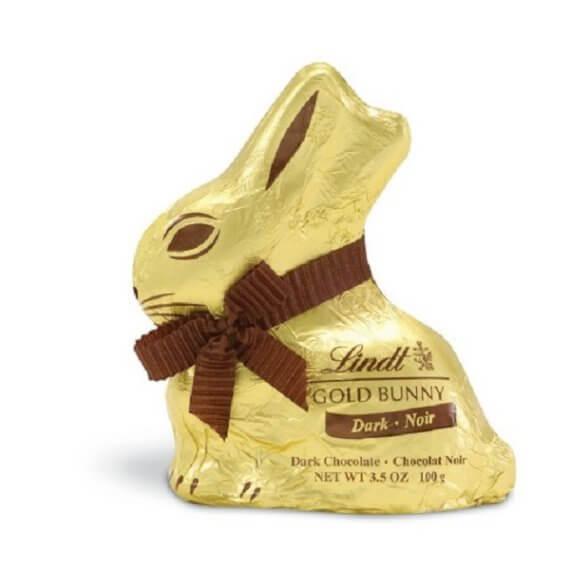 Image of Lindt Gold Bunny Dark