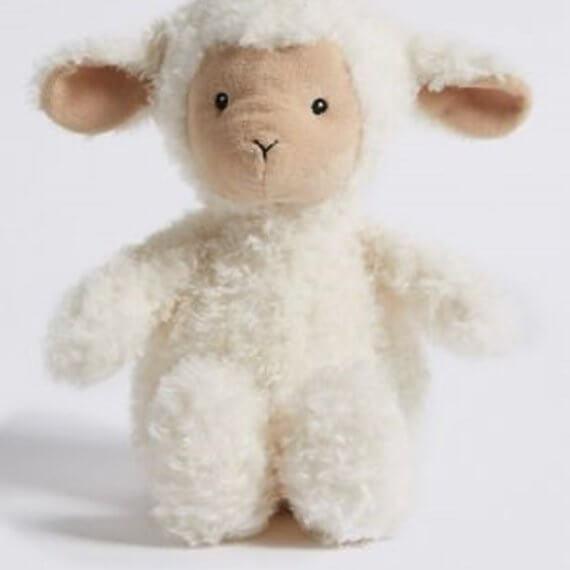 Marks & Spencer lamb soft plushie