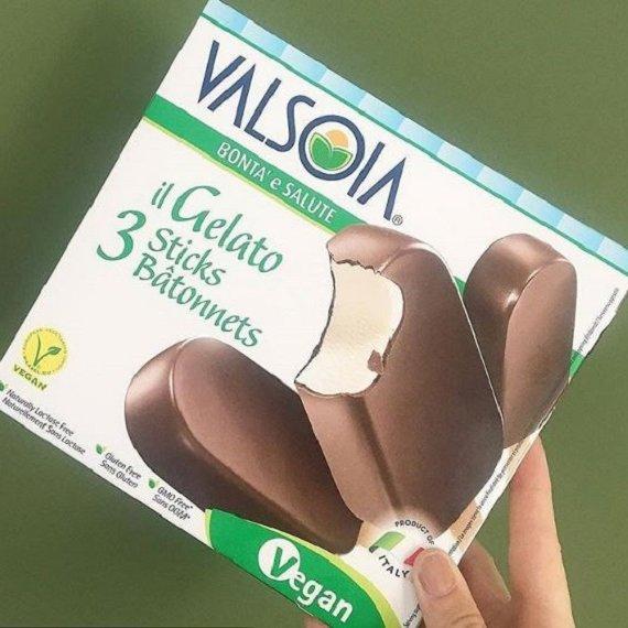 Valsoia ice cream