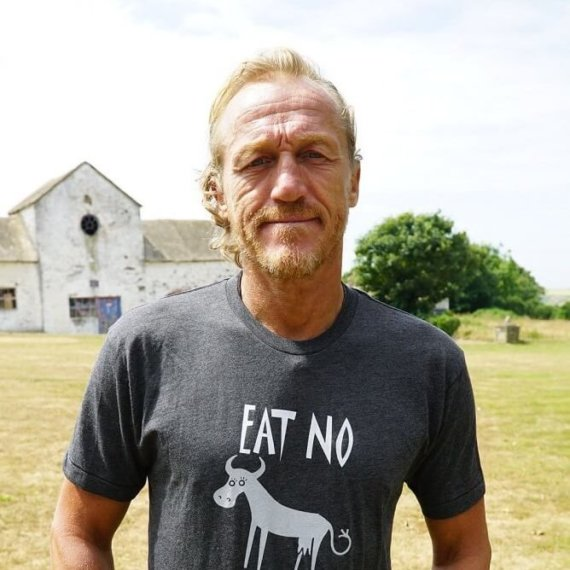 Game of Thrones Star Jerome Flynn: Real-Life Animal Rights Warrior