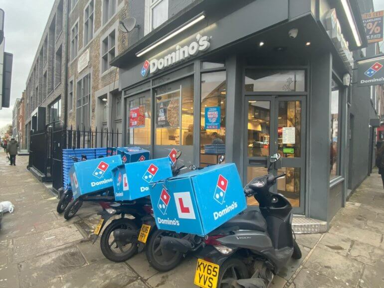 Dominos To Launch Vegan Cheese Pizzas In The Uk