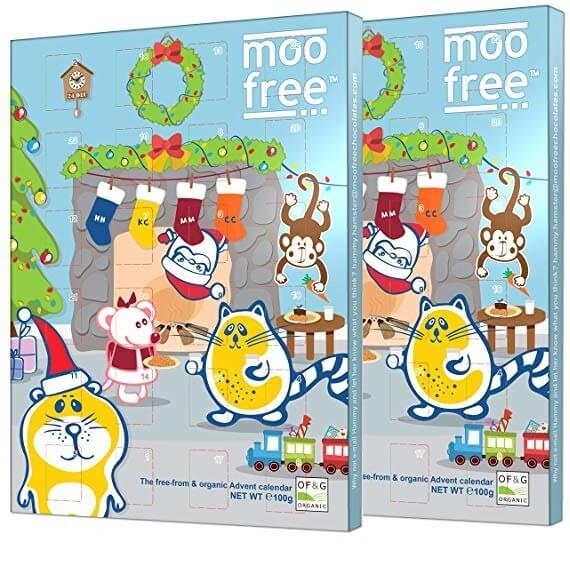 Vegan Advent Calendars For Christmas 2019 Peta Uk