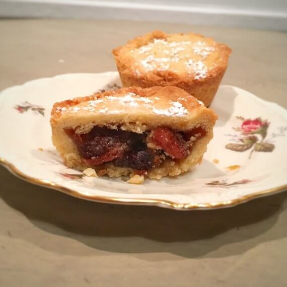Nice and Easy Mince Pies