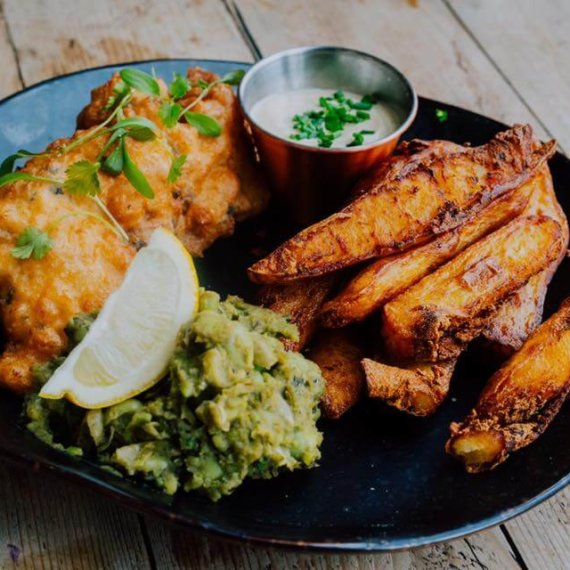 The UK's Best Vegan Fish and Chips Spots