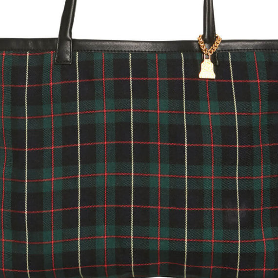 Enter for a Chance to Win a Gorgeous Tartan Bag from Wilby