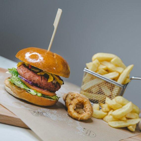 Score! These UK Sports Venues Serve Vegan Delights