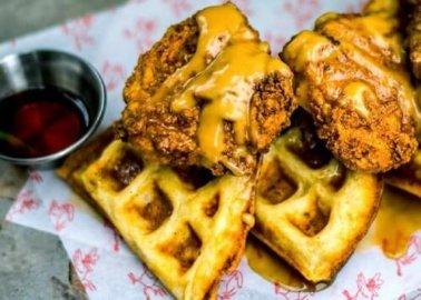 Vegan Fried Chicken Delivered to Your Door