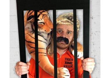 New Halloween Costume Highlights Joe Exotic's Animal Abuse