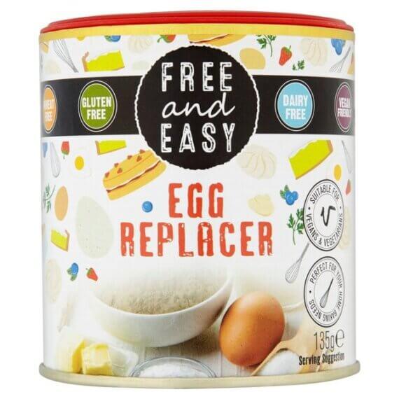 vegan eggs potato flour