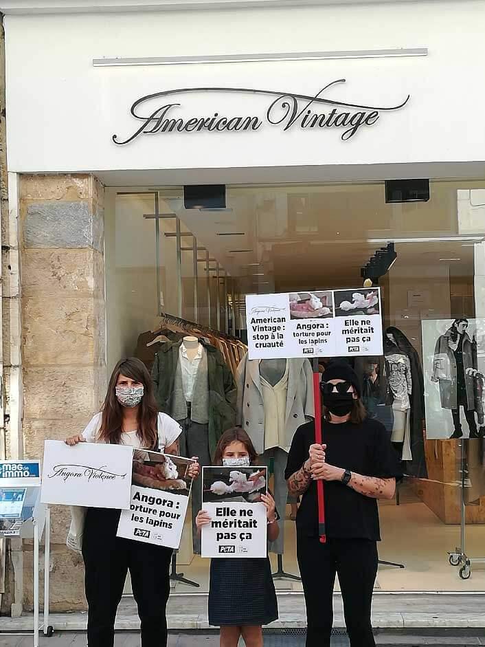 Image shows protest in Dijon