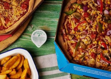 Domino's Rolls Out Vegan Cheese Pizzas in the UK