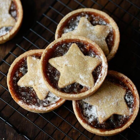 Ultimate Guide to Vegan Mince Pies 2020