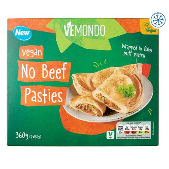 Lidl No Beef Pastie