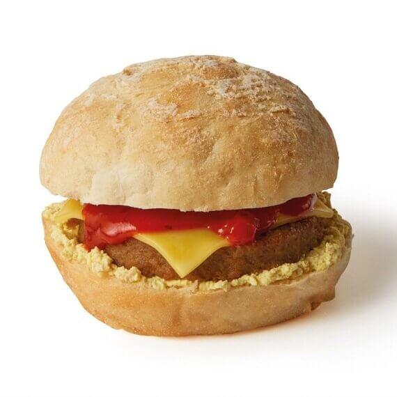 Starbucks Beyond Meat Breakfast Sandwich