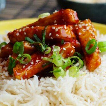 BOSH! Crispy Chilli Tofu